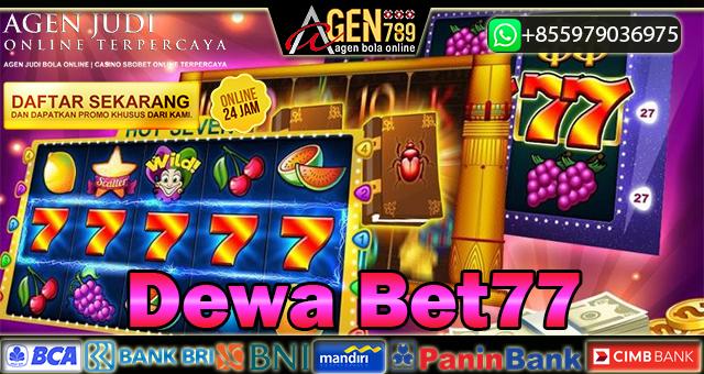 Dewa Bet77