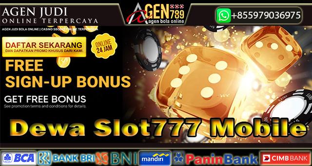 Dewa Slot777 Mobile